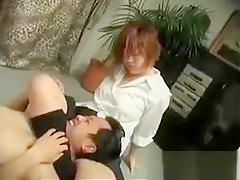Sweet Asian slut having sexy and painful