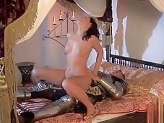 Katy gets fucked by a knight