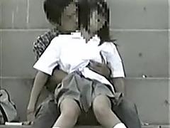 Japanese sexy hotty acquires joy by her boyfriend