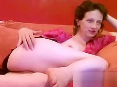 Cute Slut Showing Her Breasts