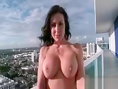 Big Ass Brunettes Pussy Hammered In Foursome