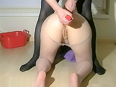 Helping Her Get Off Hard