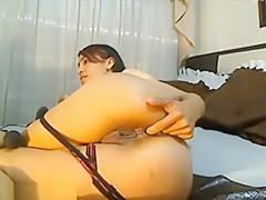 Dildo For My Gaping Ass