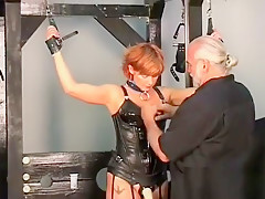 Cutie Gets The Fine A-hole Spanked In Sexy Home Video