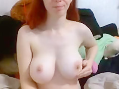 Large Huge Tits Breasts with Little Nipples