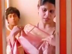 porn clip smooch scene of a hawt Bangla actress