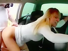 Euro babe Adrien gets fucked and receives cumshot before