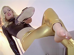Foot goddess Porn Star Foot Fetish