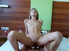 Real girlfriend porn videos mixed in one big compilation