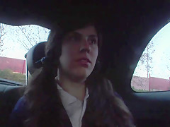 18YO teen girl leaves school to film porn