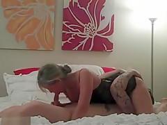 Anniversary Fuck In Bedroom