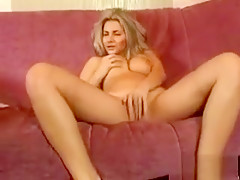 My Sexy Blonde Is A Porno Queen!