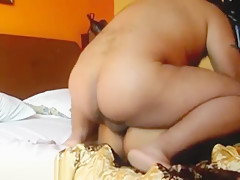 So Pretty Brunette Wife Getting Fuck Hard Doggy And Missionary Style,Enjoy