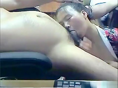 Horny exclusive webcam, long hair, shaved pussy xxx scene