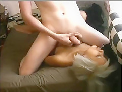 Horny homemade shaved pussy, bedroom, american xxx movie