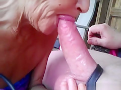 Dick sucking and ass licking