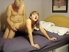 Horny exclusive small tits, closeup, moan adult video