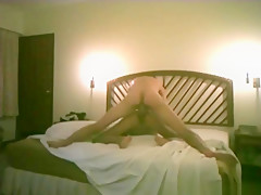 Exotic private riding, asian girl, cowgirl sex scene