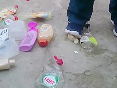 Tempo de reciclar!