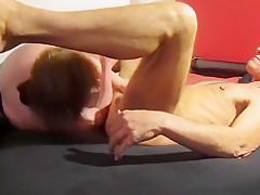 Rim Job And Dick Sucking Always Make Him Hard