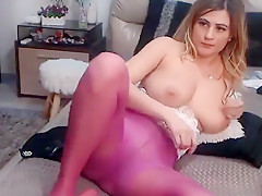 Babe Alizeesweety Flashing Boobs On Live Webcam Part 06