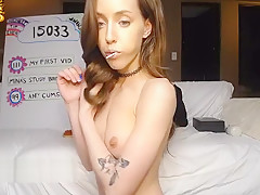 Mariah On Hot Striptease And Masturbation Part 07