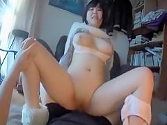 Amateur Asian Girlfriend Homemade Hardcore Action Part 03