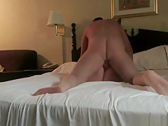 Hardcore pussy drilling makes this wife scream her lungs out