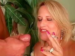 Margo Sullivan - Smoking Tease [Bridgette Lee]
