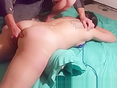 Her Hot Wax-massage 2018