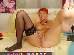 Mature Russian Feet - LJ