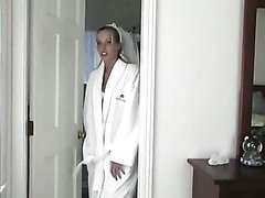 Wife gets fucked on her honeymoon