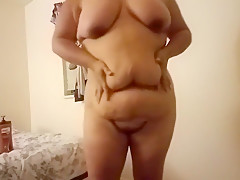 Fat latina chick lotions body