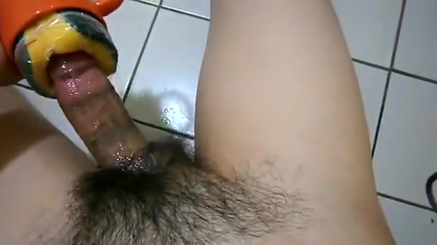 How to make cumming sex toy