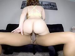 Fabulous sex clip Creampie amateur unbelievable show