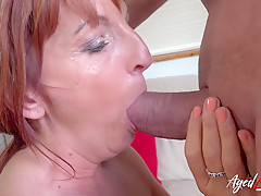 AgedLovE Beau Diamonds and Marc Kaye Hardcore Sex