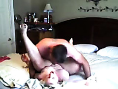 Hidden camera films unfaithful fuck