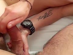 orgasme enculé a l'hotel , orgasm anal hostel