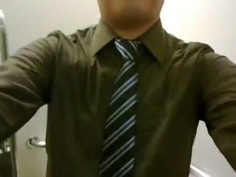 Suit and tie cum