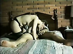 Step mature Caught on Sex Tape with Dark Boy