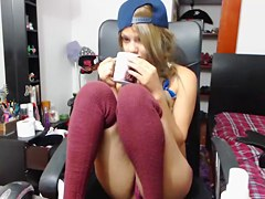 kyliekandy amateur video 06/27/2015 from chaturbate