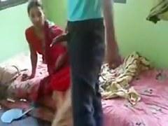 Real desi bhabhi screwed by her devar secretly at home