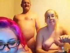 Russian family porn