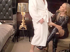 I'm doggy-style fucked in the hot amateur blonde clip
