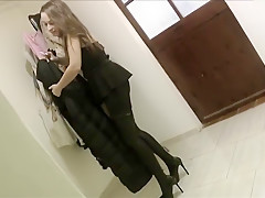 Amateur couple sex vid shows me being fucked by a guy