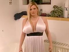 Amateur allure blonde samantha