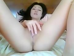 Peep! Live chat Masturbation! - China Hen - Hot hotty breasty hotty Isa-chan Part.three