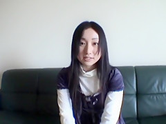 AV experience Shiori-chan eighteen-year-old