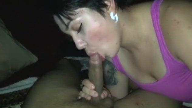 Interracial blowjob clips