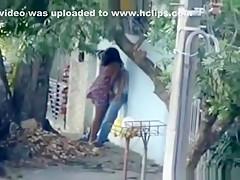 Voyeur tapes a couple having sex in public-23052